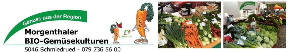 Morgenthaler-BIO-Gemüse